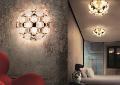 lampadari di lusso slamp